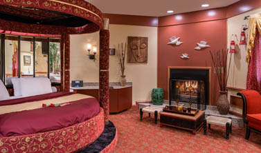 Inn of The Dove - Themed Suites