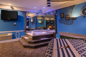 Blue Romantic Suite